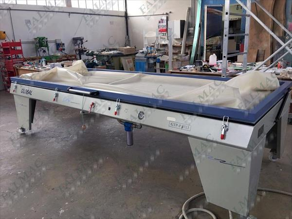 Presse per legno e falegnameria usate e da aste for Presse idrauliche usate per officina