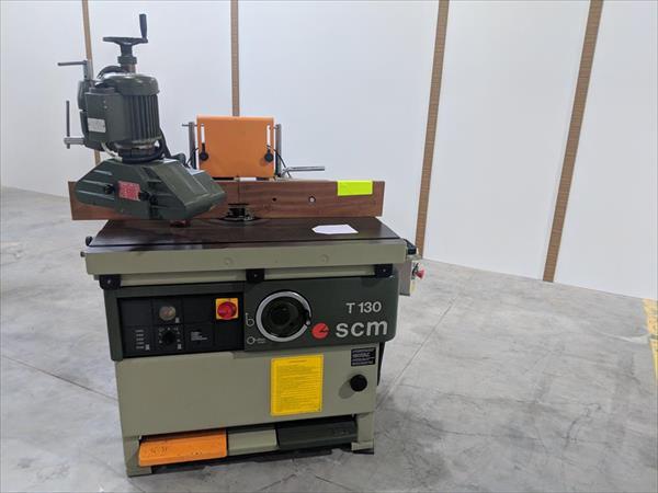 SCM T 130 NPS spindle moulder