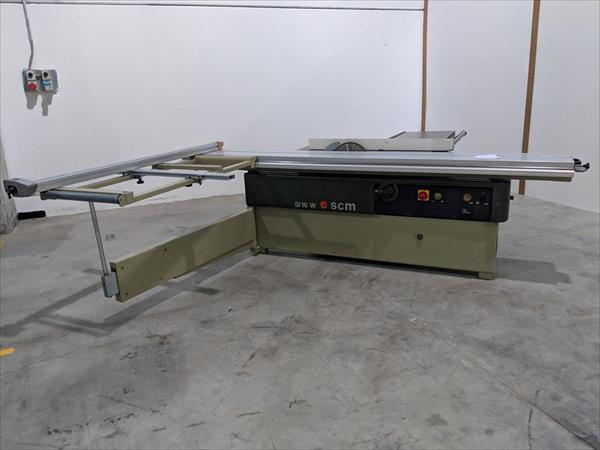 Machine d'équerrage SCM SI16WA