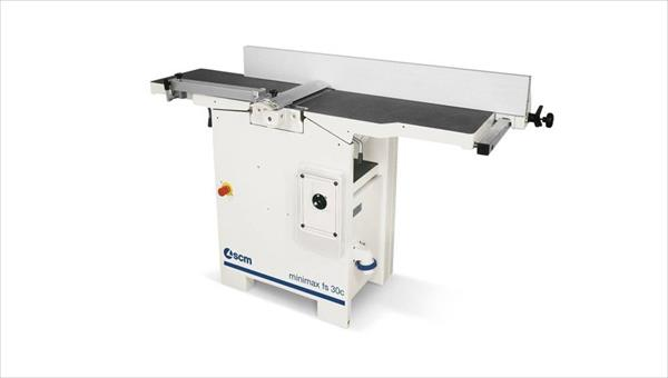 Combined planer surfacing-thicknessing SCM Minimax FS30C