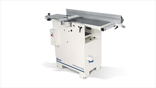 Combined planer surfacing-thicknessing SCM Minimax FS30G