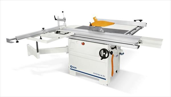 Sliding table saw SCM Minimax SC2C