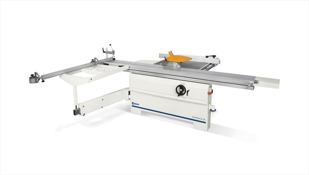 Posuvná stolní pila SCM Minimax SC3C - Foto 1