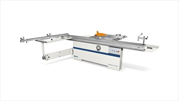 Sliding table saw SCM Minimax SI315ES