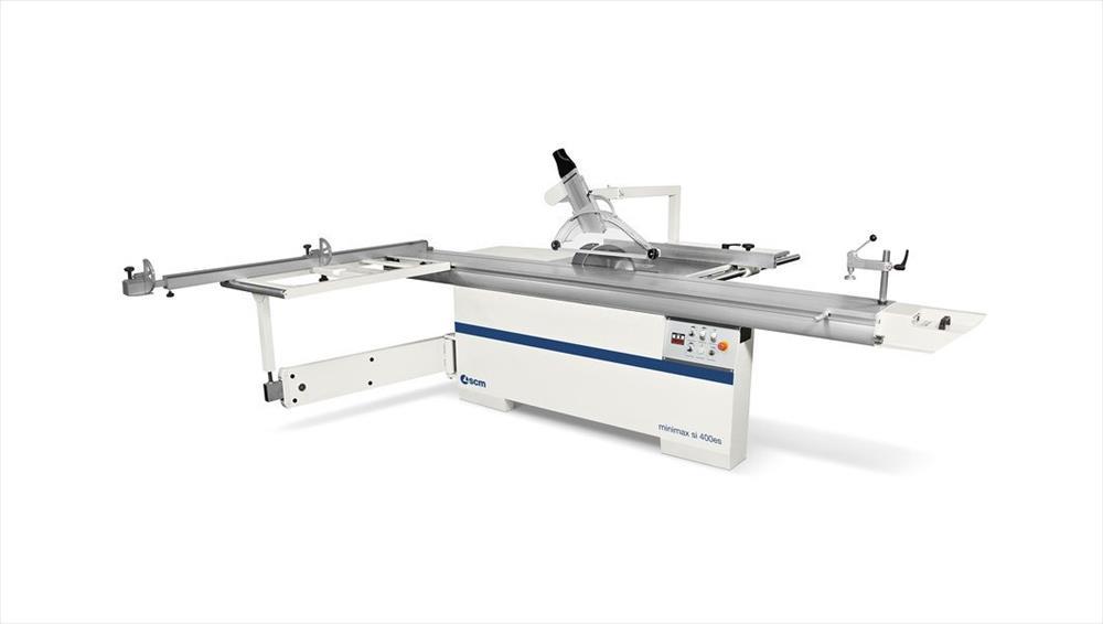 Posuvná stolní pila SCM Minimax SI400ES - Foto 1