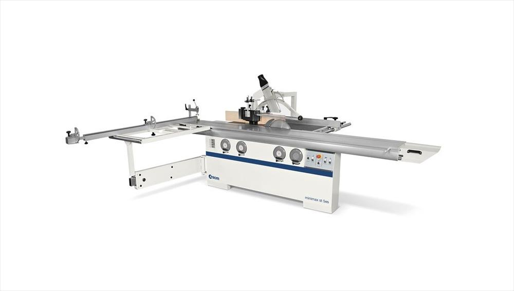 Čepovací stroj SCM Minimax ST5ES - Foto 1