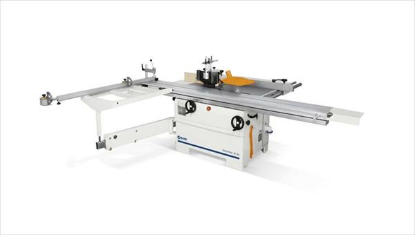 Sliding table saw with spindle moulder SCM Minimax ST3C