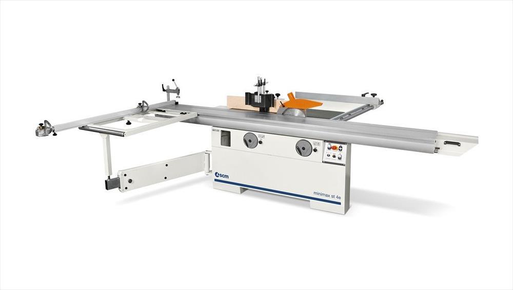 Čepovací stroj SCM Minimax ST4E - Foto 1
