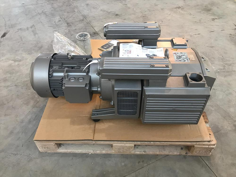New Vacuum Pump Becker Becker On Sale Falmac It