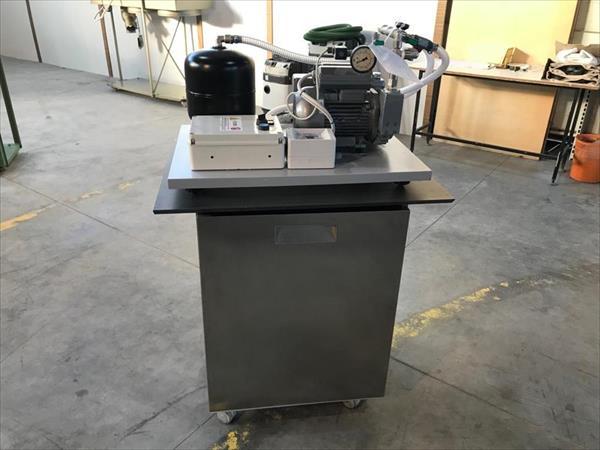 Butti vacuum pump
