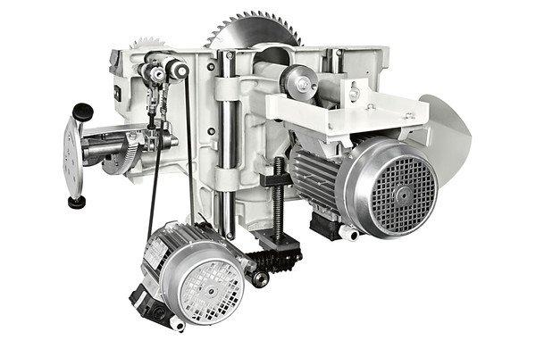 Srovnávací stroj SCM Formula S40 - Foto 3