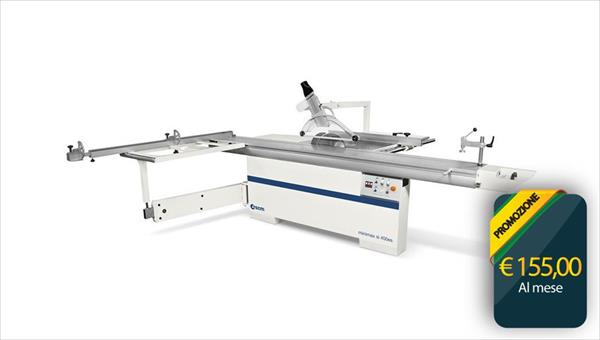 Leasing Plan Sliding table saw SCM Minimax SI400ES