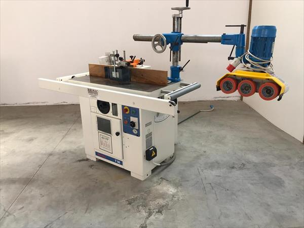 Used SCM Minimax T50 spindle moulder