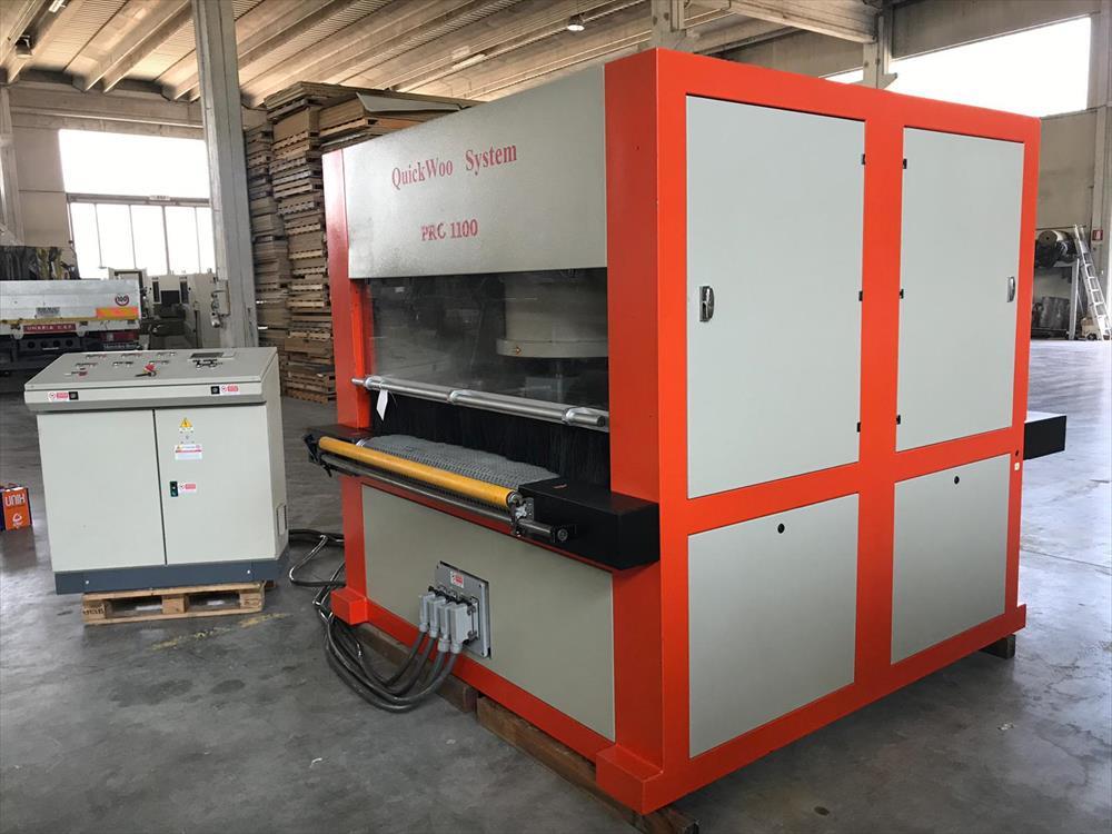 Kartáčovací stroj Quickwood - Foto 4