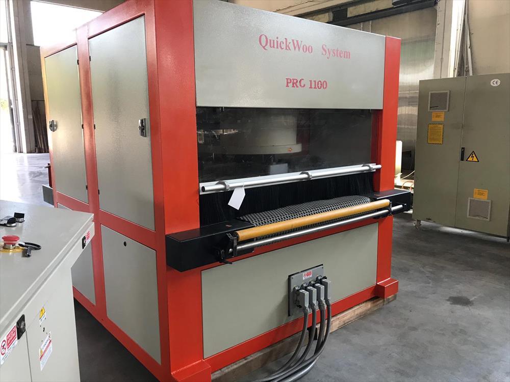 Kartáčovací stroj Quickwood - Foto 5