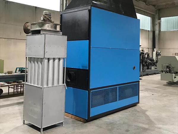 Fabbri industrial boiler