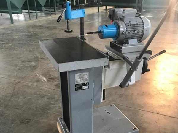 Horizontal drilling machine f.lli Bini