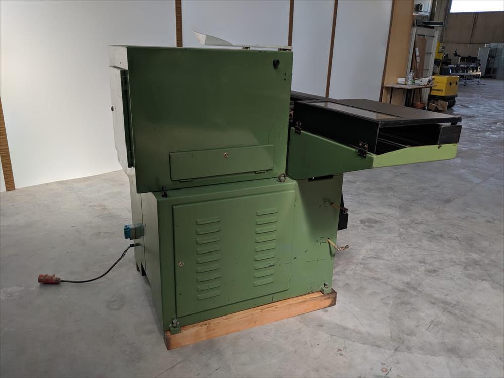 OMGA milling machine - Photo 4