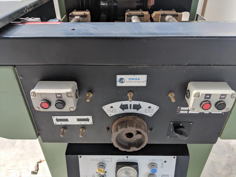 OMGA milling machine - Photo 5
