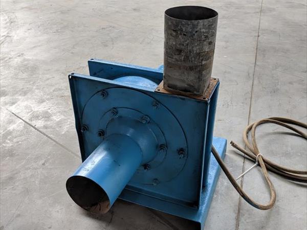 Extracteur de copeaux