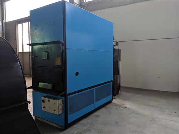 Overhauled Fabbri boiler