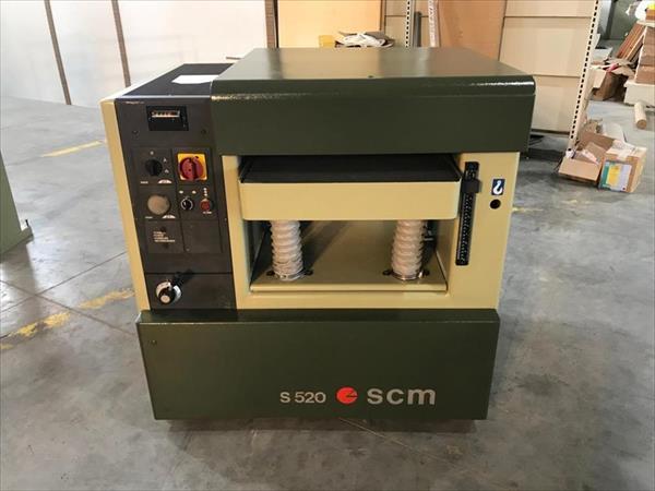 Tloušťka hoblovka SCM S520 - Foto 2