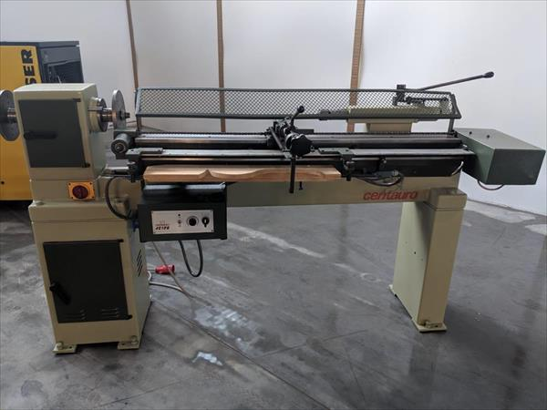 Centauro brand manual copying lathe