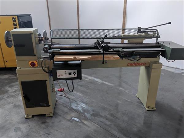Manuální kopírovací soustruh Centauro - Foto 2