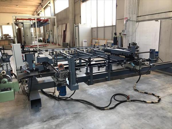Stemas Barberan coating line