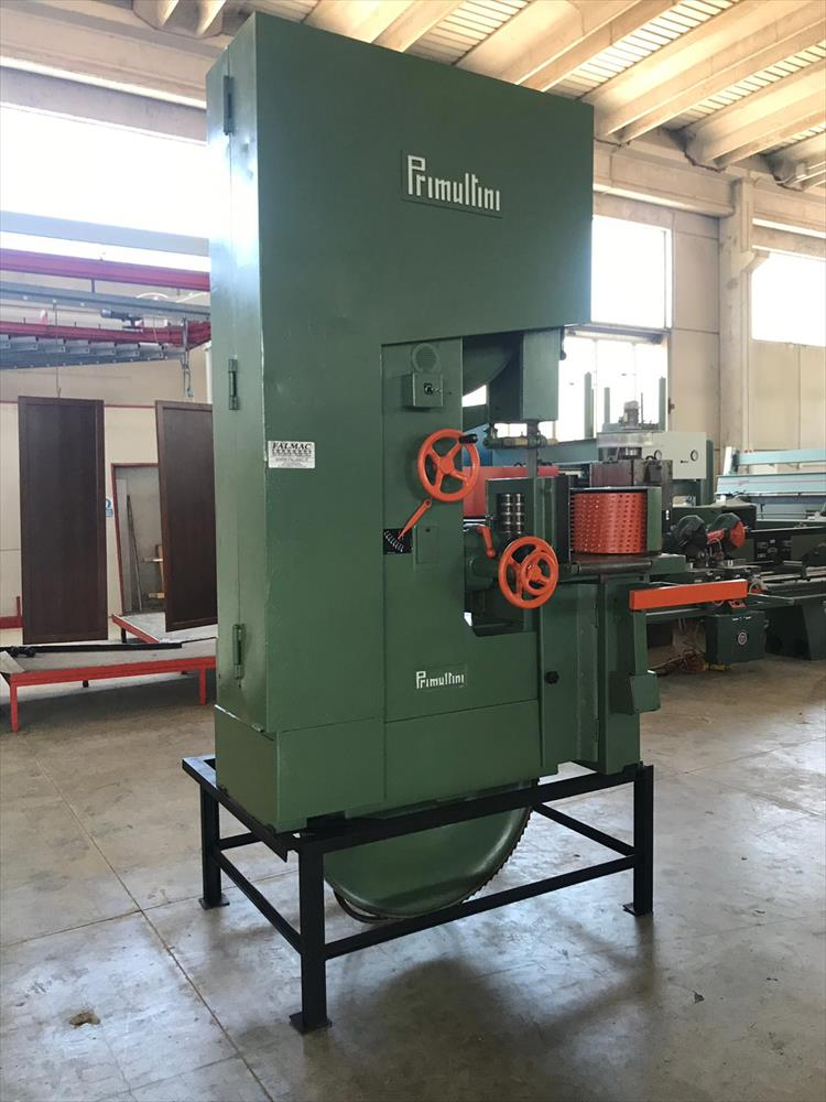 Used band saw for logs primultini on sale - Falmac it