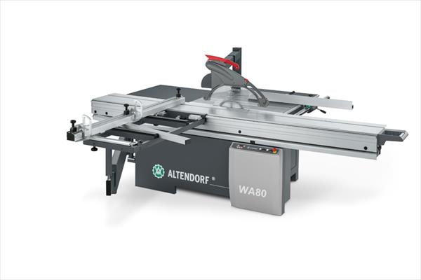 Altendorf WA80TE squaring machine