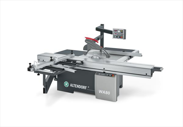 Altendorf WA80X Squaring machine