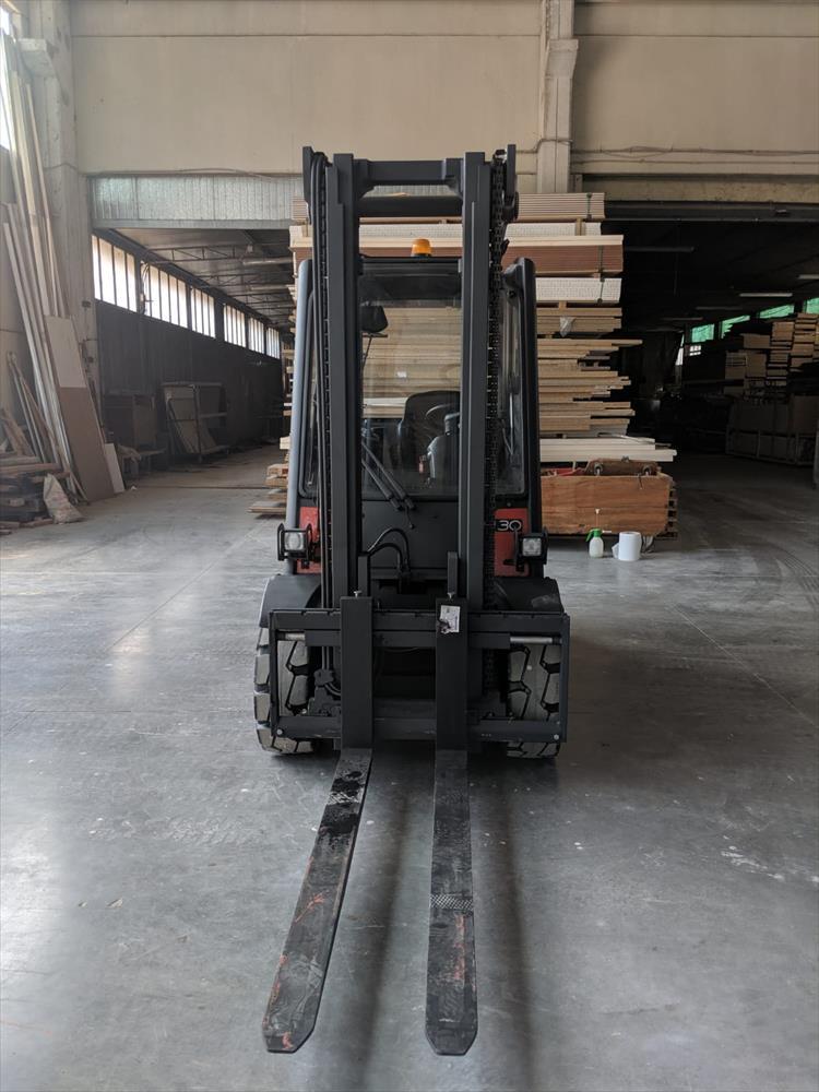 Linde H30 vysokozdvižný vozík - Foto 2