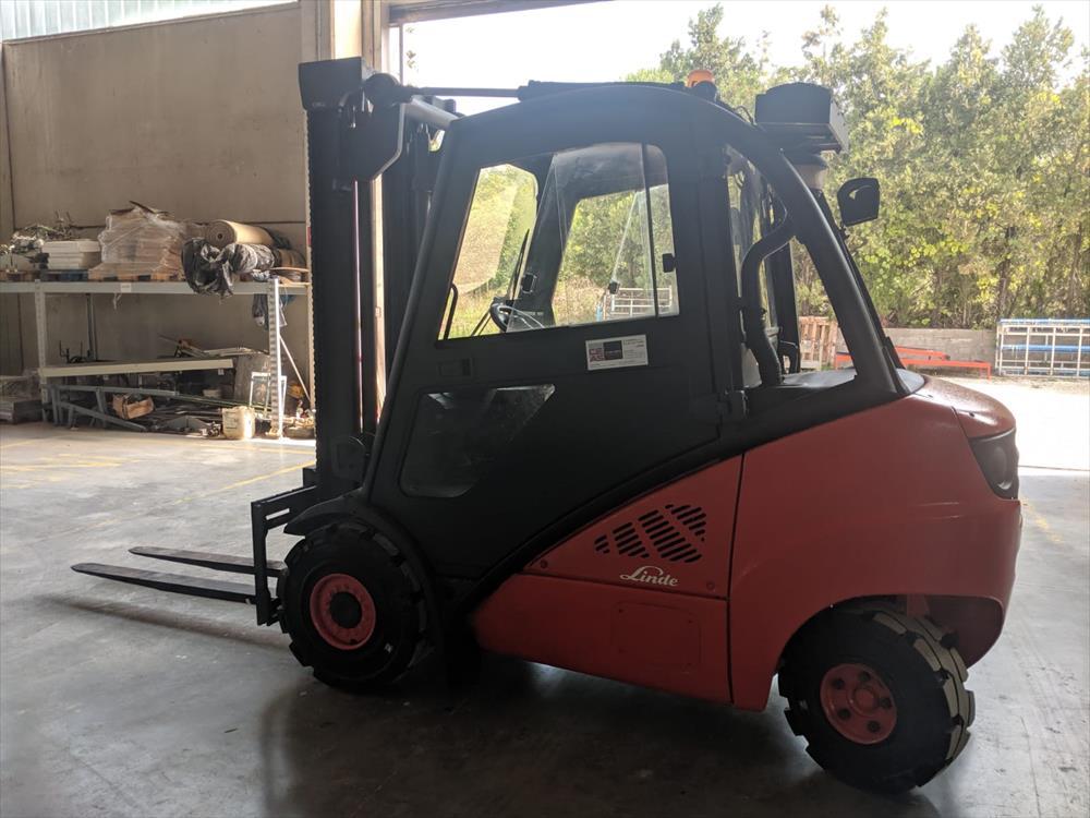 Linde H30 vysokozdvižný vozík - Foto 3