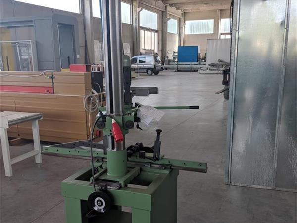Marzani shutter drilling machine