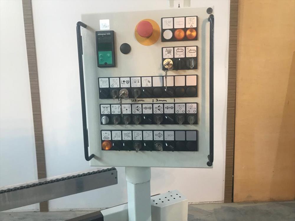 Machine de plaquage de chants IDM - Photo 5