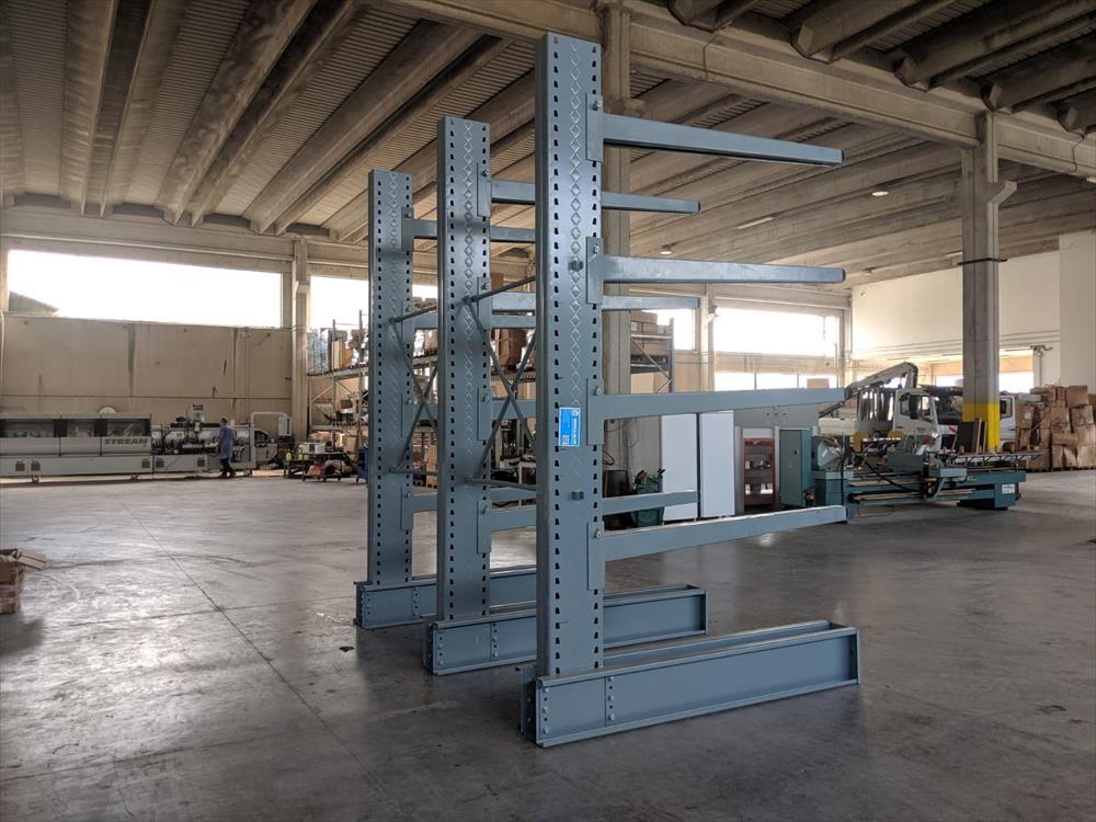 Scaffalature Industriali Modulblok.Cantilever Modulblok Scaffalature Industriali Cantilever