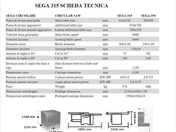 Zarovnávací stroj Sega 300 - Foto 2