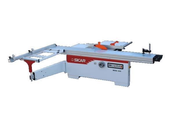 Sliding table saw MA.CO.2.L.sega 315