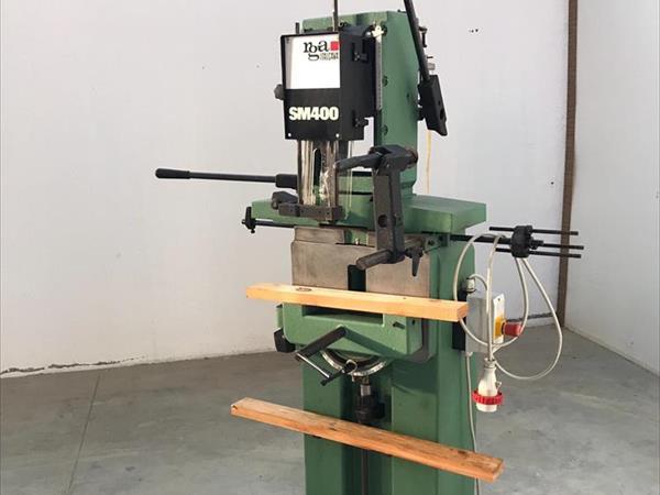 Italcave SM400 RGA chain mortiser