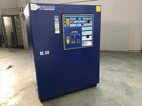 Screw compressor Ceccato RL 50