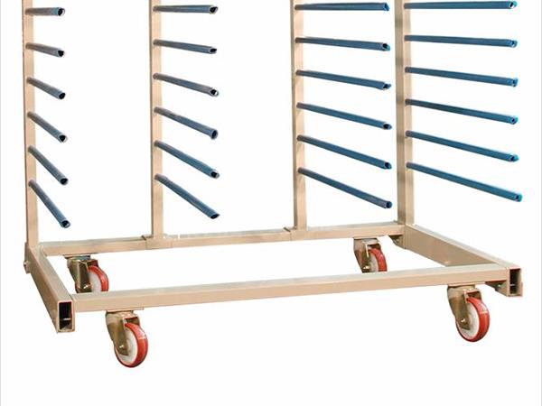 Detachable drying trolley CBC 2