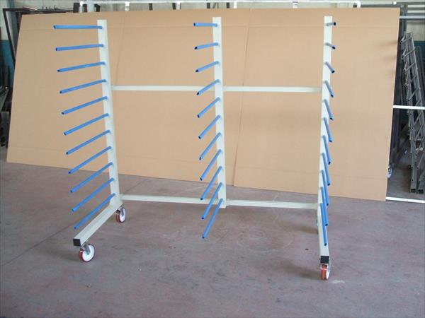 Detachable drying trolley CBC4