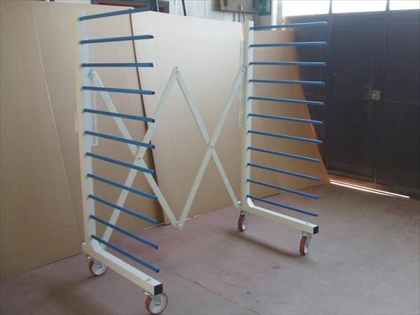 Detachable drying trolley CBC72x