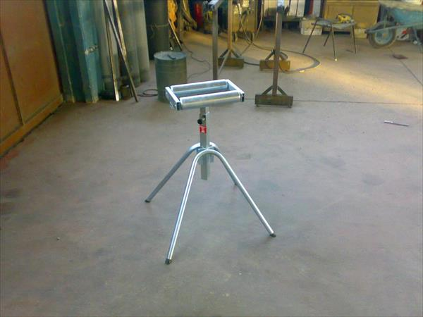 Adjustable serving trolley CBC 15