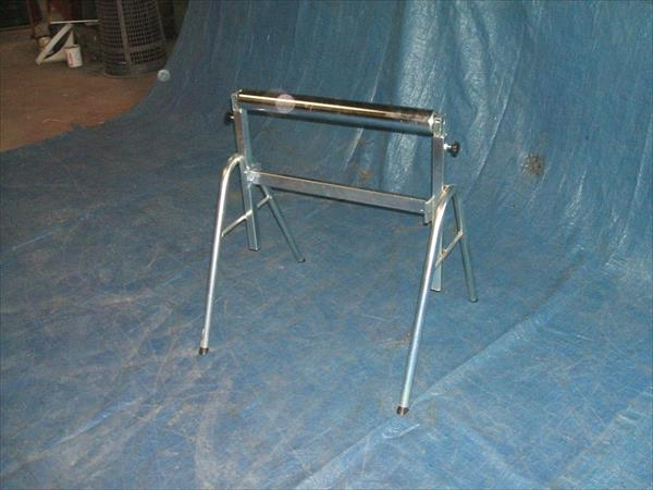 Adjustable serving trolley CBC 16