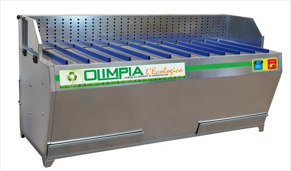 Suction bench for wood Olimpia