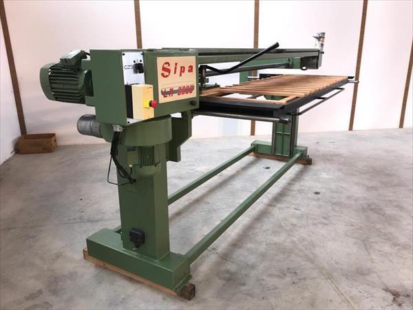 Ponceuse horizontale Sipa LN 3000