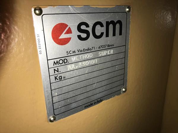 Centrum obrábění oken SCM METHOD SUPER - Foto 2