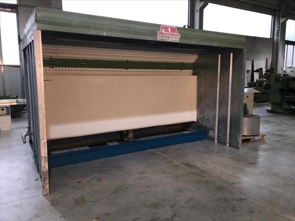 water spray booth 4 Mt